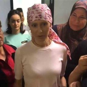 بعد إصابة زوجة الأسد.. السوريات يقبلن على الفحص المبكر