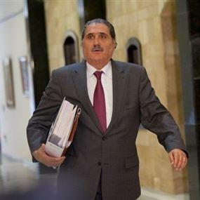 بالصورة: جريصاتي يطلب من حمود اعتبار كلام السيد إخبارا