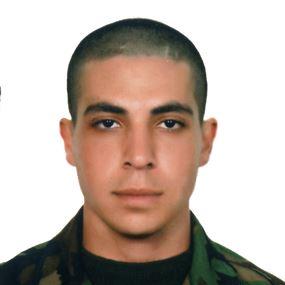 بالصورة: الجندي الذي استشهد في جرود رأس بعلبك