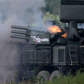 سوريا تحصل على دفعة إضافية من منظومة دفاع روسية