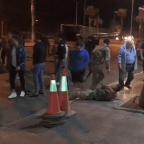 قيادة الجيش توضح ملابسات فيديو حادث صيدا