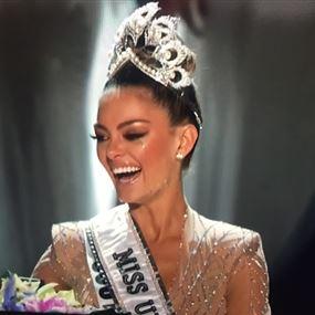 بالصور: من هي ملكة جمال الكون ولماذا لم يكن من المتوقع فوزها؟!