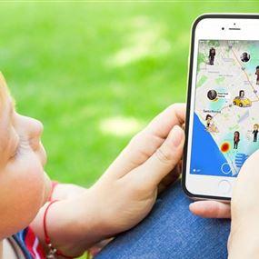 ميزة Snap Map الجديدة في سناب شات خطر على أطفالك