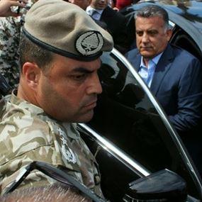 اللواء ابراهيم: لا مشكلة في عودة نحو 3000 نازح الى قراهم السورية