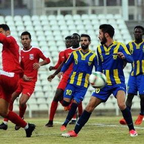 التضامن صور يُقصي الصفاء من كأس لبنان