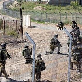 نجاة راع في الأراضي اللبنانية من رشقات اسرائيلية