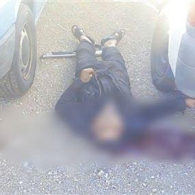 بالصورة: وجدوه جثة داخل معرض السيارات