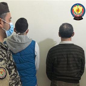 امن الدولة أوقفت 13 صرافا في البقاع وعكار وجبل لبنان