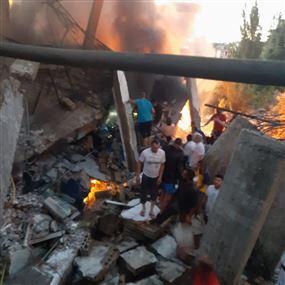 هذا ما أكده الأمين العام للصليب الأحمر حول انفجار الضنية