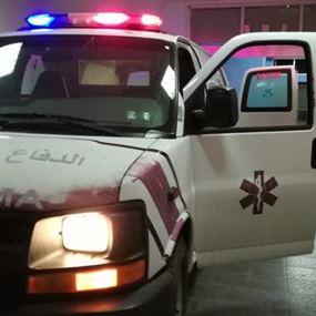 مواطن جثة داخل شقته في القليعات
