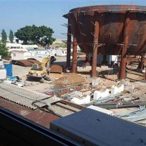 خزانات ضخمة للغاز السائل تهدّد منطقة برج حمود وسكانها
