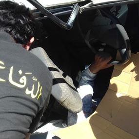 قتيل وجريح إثر انقلاب شاحنة في الشوف