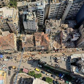 نصرالله وعون يرفضان لجنة تحقيق دولية لكشف حقيقة انفجار بيروت
