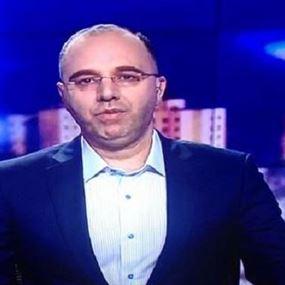 بالصور: الإعلامي في قناة المنار بخير.. ماذا حدث معه؟!