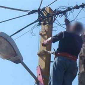 سرقة محطة الكهرباء الجديدة بعد أيام على مد الأعمدة والأشرطة!