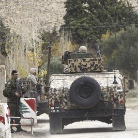 خططوا لاستهداف مركز للجيش.. وترك آثار على انهم حزب الله!