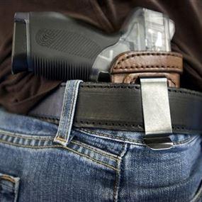 قرار جديد لتراخيص حمل الأسلحة