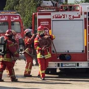 بعد الفاجعة.. شائعات تطارد فوج إطفاء بيروت