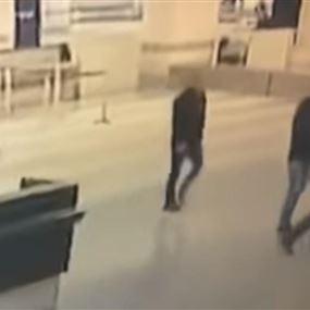 بالفيديو: لحظة وقوع الإشكال بين الجمارك وجهاز امن المطار