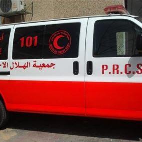 إحراق سيارة ممرض فلسطيني