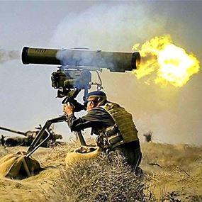 صواريخ روسية لتدمير الدبابات والمروحيات (فيديو)