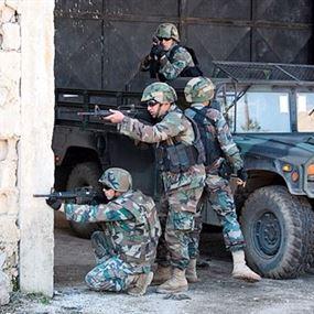 استهداف دورية للجيش اللبناني في الشراونة