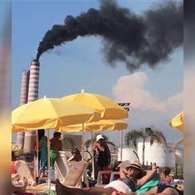 بعد تقرير غرينبيس حول التلوث.. بيان لمؤسسة كهرباء لبنان!