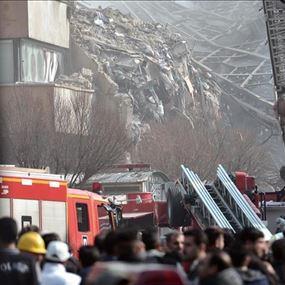 عدد من الإصابات في حريق ضخم بمصنع شمالي مصر