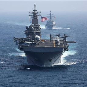 إيران تحذر: بوسعنا إغراق سفن أميركا الحربية بأسلحة سرية
