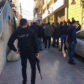 اخلاء سبيل أوديشو وبشعلاني وطلب لإبطال محاضر أمن الدولة