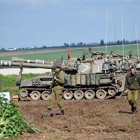الجيش الاسرائيلي ينشر منظومة النيران المتطورة