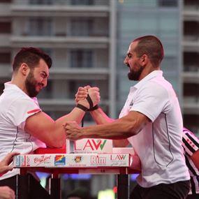 بالصور: بطولة لبنان في الكباش.. لأول مرة في الشرق الأوسط