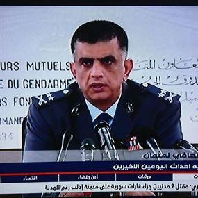 اللواء عثمان: نواجه عنفا كبيرا وأنا أطبّق القانون وأمارس قناعاتي