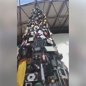 رئيس مجلس إدارة MEA: الشجرة الميلادية هي مبادرة بيئية للشركة