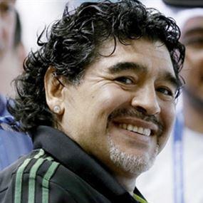 بالفيديو...مارادونا يكشف عن رأيه في نجم المنتخب المصري