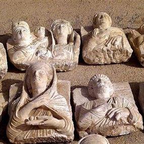 نهب التاريخ.. آثار سوريا بأيدي شبكات التهريب