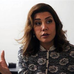 بالصور: بولا يعقوبيان تحذّر شركات مناقصة محرقة بيروت