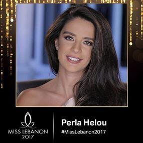 بيرلا الحلو.. ملكة على عرش الجمال لعام 2017