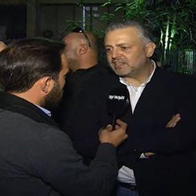 بالفيديو: حبيش يوضح ما حصل بينه وبين القاضية غادة عون