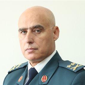 تعيين اللواء مالك شمص مديرا عاما للادارة في وزارة الدفاع