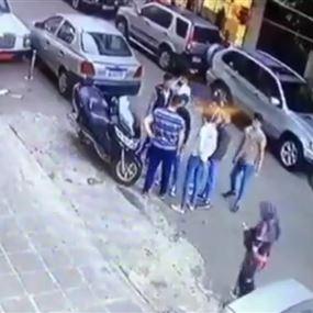 توقيف أشخاص اعتدوا بالضرب على قاصرين