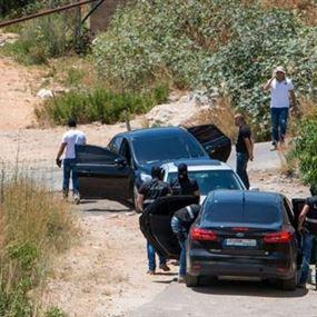 مطاردة في جبيل وإطلاق نار على امن الدولة
