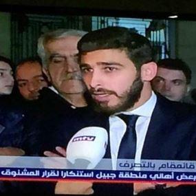 الشيخ احمد اللقيس: قرار المشنوق بحق سويدان مجحف