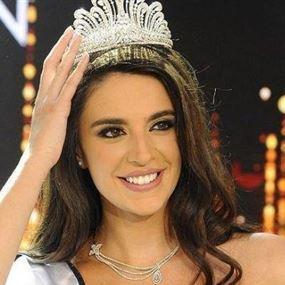 بالصور.. حبيب ملكة جمال لبنان بيرلا حلو يشعل مواقع التواصل