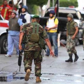 توقيف سوريين أحدهما إرهابي خطير