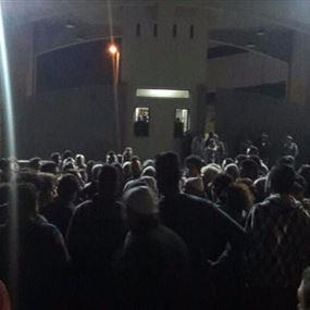بالفيديو: ماذا حصل ليلاً في عرمون؟