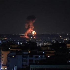 بالفيديو.. لحظة تدمير مقر فضائية الأقصى بالصواريخ الإسرائيلية