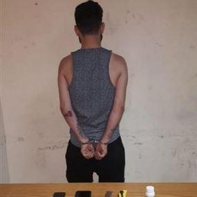 سوري يستحصل على المخدرات من مخيم صبرا ليروّجها في المتن