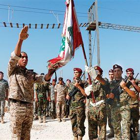 قيادة الجيش تعلن حاجتها لرتباء إختصاصيين ذكور وإناث