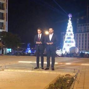 وئام وهاب يتوعد الحريري بعد صورة الضريح
